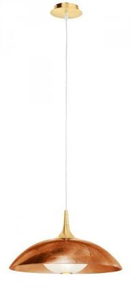 Flat - E27, 100W, 45x176x45 (zlatá)