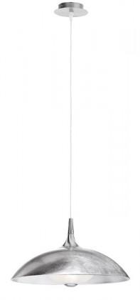 Flat - E27, 100W, A1304.31.6.AG/45 (strieborná)