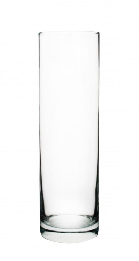 Flora - Váza, 26 cm (sklo číre)