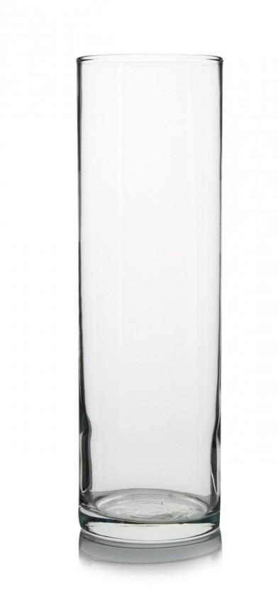 Flora - Váza, 30 cm (sklo číre)