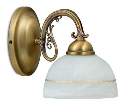 Flossi - Nástenné osvetlenie, 8811 (bronzová)