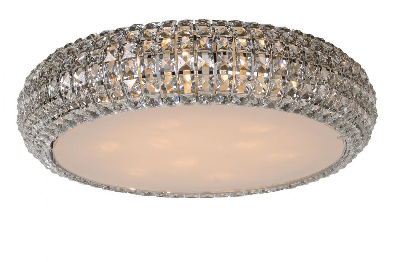 Fondoti - stropné osvetlenie, 40W, 9xG9 (strieborná)
