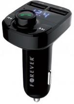 Forever FMTR330BK Bluetooth FM Transmitter TR-330 s LCD