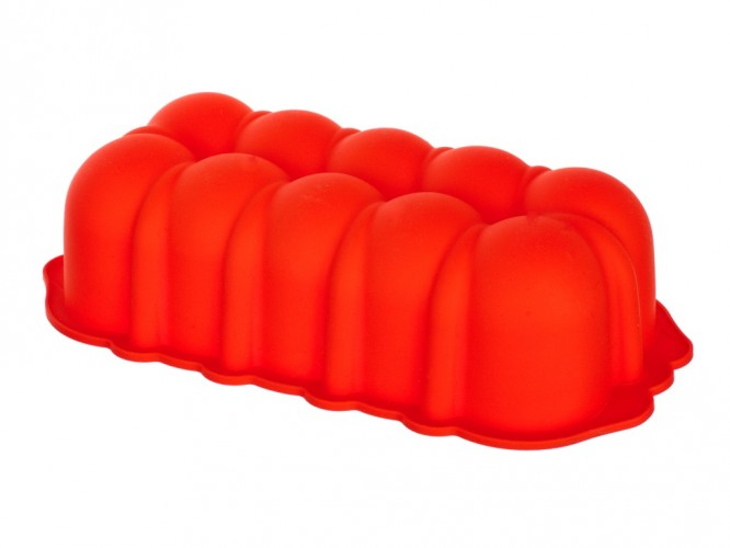 Forma na chlieb Banquet Culinaria Red, silikónová, 33cm
