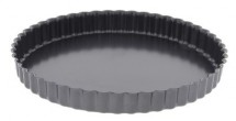 Forma na koláč de Buyer 470632, guľatá s odnímateľným dnom, 32cm