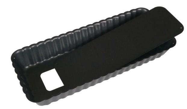 Formy na pečenie Nepriľnavá tortová forma de Buyer 470820, obdĺžniková, 20x8 cm
