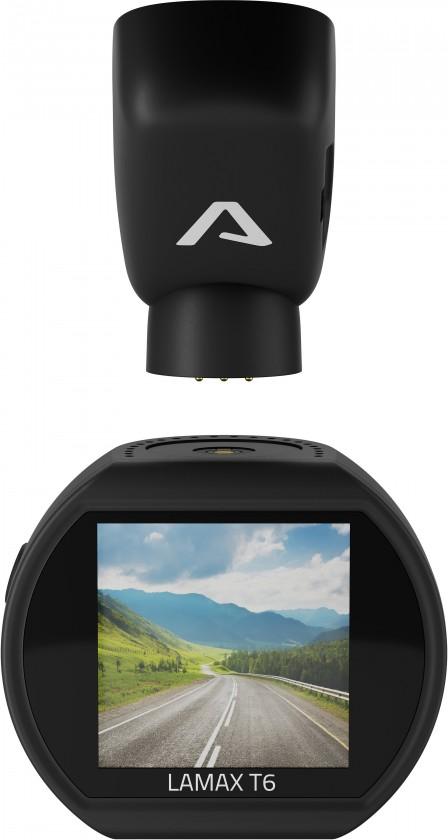 """Foto zľavnené Kamera do auta Lamax T6 GPS, WiFi, 1,5"""", FullHD, 140°, POUŽITÝ"""
