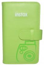 Fotoalbum Fujifilm Instax, Lime