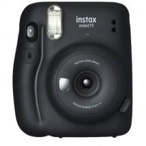 Fotoaparát Fujifilm Instax Mini 11, čierna + ZADARMO Fotopapier 10ks
