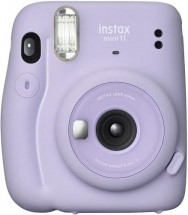 Fotoaparát Fujifilm Instax Mini 11, fialová + Small bundle