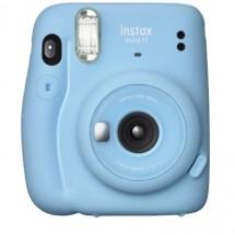 Fotoaparát Fujifilm Instax Mini 11, modrá + ZADARMO Fotopapier 10ks