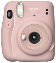 Fotoaparát Fujifilm Instax Mini 11, ružová + Big bundle