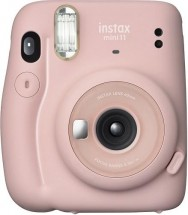 Fotoaparát Fujifilm Instax Mini 11, ružová + Small bundle