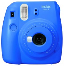 Fotoaparát Fujifilm Instax MINI 9, tmavo modrá