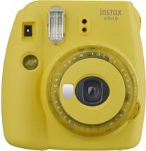 Fotoaparát Fujifilm Instax MINI 9, žltý