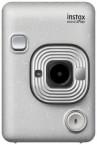 Fotoaparát Fujifilm Instax Mini LiPlay EX D, biela