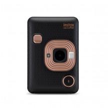 Fotoaparát Fujifilm Instax Mini LiPlay EX D, čierna