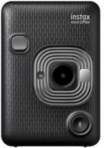 Fotoaparát Fujifilm Instax Mini Liplay, tmavo šedá POUŽITÉ, NEOPO