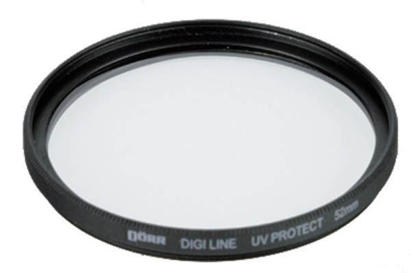 Fotografické filtre Doerr UV filtr DigiLine - 49 mm