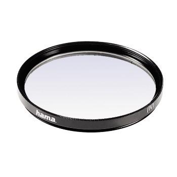 Fotografické filtre Hama filtr UV 0-HAZE, 37,0 mm 70037