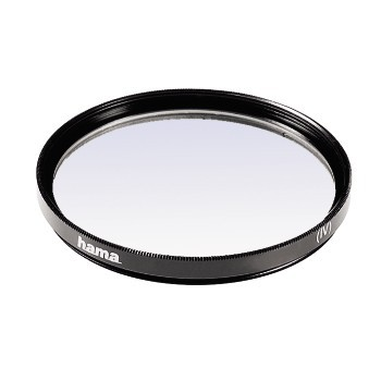Fotografické filtre Hama filtr UV 0-HAZE, 62,0 mm 70062