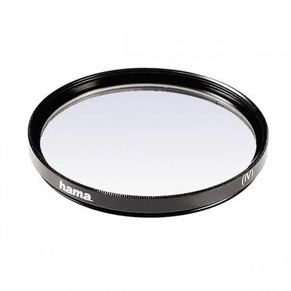 Fotografické filtre Hama filtr UV 0-HAZE, 72,0 mm 70072