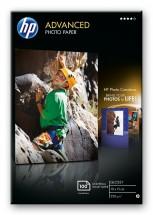 Fotopapier HP Advanced Glossy, 10x15cm, 100ks