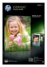 Fotopapier HP Everyday Glossy, 10x15cm, 100ks
