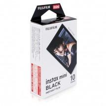 Fotopapier pre Fujifilm Instax Mini, 10ks, čierna