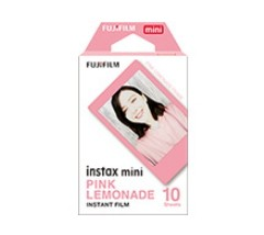 Fotopapier pre Fujifilm Instax Mini, 10ks, ružová