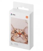 Fotopapier Xiaomi Mi Photo Printer, 20 ks