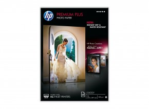 Fotopapír HP CR672A, A4, 300 g / m2, 20 ks