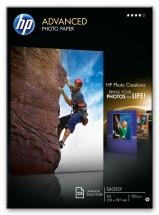 Fotopapír HP Q5456A, A4, 250 g / m2, 25 ks