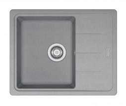 Franke - drez Fragranit BFG 611-62, 620x500 (sivý kameň)