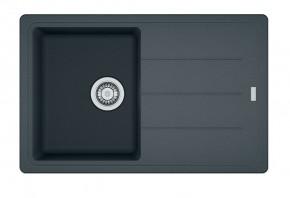 Franke - drez Fragranit BFG 611-78, 780x500 (grafit)