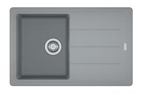 Franke - drez Fragranit BFG 611-78, 780x500 (sivý kameň)