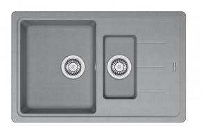 Franke - drez Fragranit BFG 651-78, 780x480 (sivý kameň)
