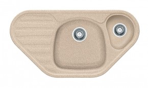 Franke - drez Fragranit COG 651 E, 960x500 (pieskový melír)
