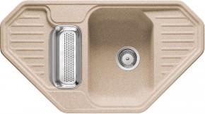 Franke - drez Fragranit EFG 682 E, 905x505 (pieskový melír)