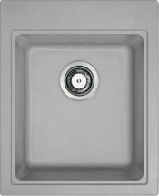 Franke - drez Fragranit KSG 218, 425x520 mm (sivý kameň)