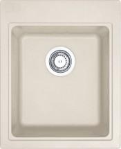 Franke - drez Fragranit KSG 218, 425x520 mm (vanilka)