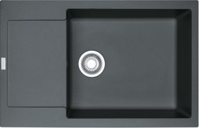 Franke - drez Fragranit MRG 611-78 BB, 780x500 (grafit)
