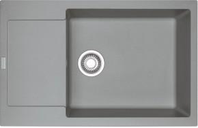 Franke - drez Fragranit MRG 611-78 BB, 780x500 (sivý kameň)