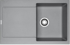 Franke - drez Fragranit MRG 611, 780x500 (sivý kameň)