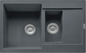 Franke - drez Fragranit MRG 651-78, 780x500 (grafit)