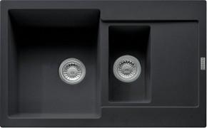 Franke - drez Fragranit MRG 651-78, 780x500 (ónyx)