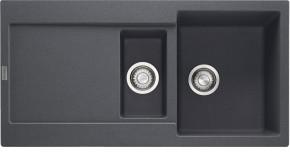 Franke - drez Fragranit MRG 651, 970x500 (grafit)