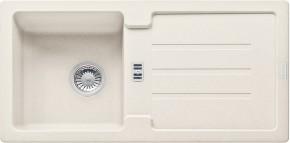 Franke - drez Fragranit STG 614, 860x435mm (vanilka)