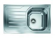 """Franke - drez nerez OLX 611 3 1/2"""", 790x500 mm (strieborná)"""
