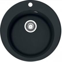 Franke - drez Tectonite RID 610, 500 mm (čierna)